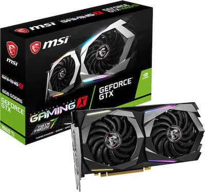 MSI VGA PCI-E NVIDIA GF RTX 2060 SUPER GAMING X 8GB | Εξαρτήματα