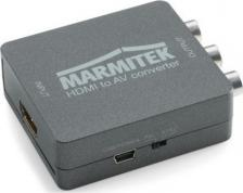 Marmitek Connect HA13 - HDMI σε RCA / SCART