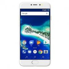 General Mobile Google AndroidOne GM 6 - 3GB/32GB - Android 7.1 – Dual Sim White Gold