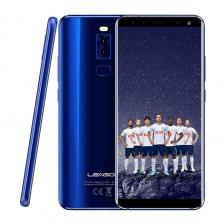 "LEAGOO Smartphone S8 5.7"" HD IPS, 4G, 3GB/32GB, 8 Core, Quad Cam"