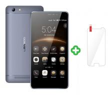 "LEAGOO Smartphone SHARK5000, 5.5"" HD, 5000mAh, Quad-Core"
