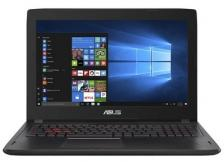 "ASUS FX502VM-DM420T - Laptop - Intel Core i7-7700HQ 2.8 GHz - 15.6"" FHD - Windows 10 Home( 90NB0DR5-M07480)"