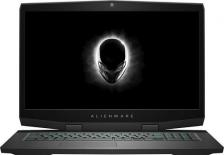 Dell Alienware m17,17.3FHD, i7-8750H, 8GB, 256GB SSD and 1TB, GeForce RTX 2060 6GB, Win.10, 2 Years M17-4460