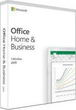 MS OFFICE 2019 HOME BUSINESS 32-bit/x64 ENG MEDIALESS