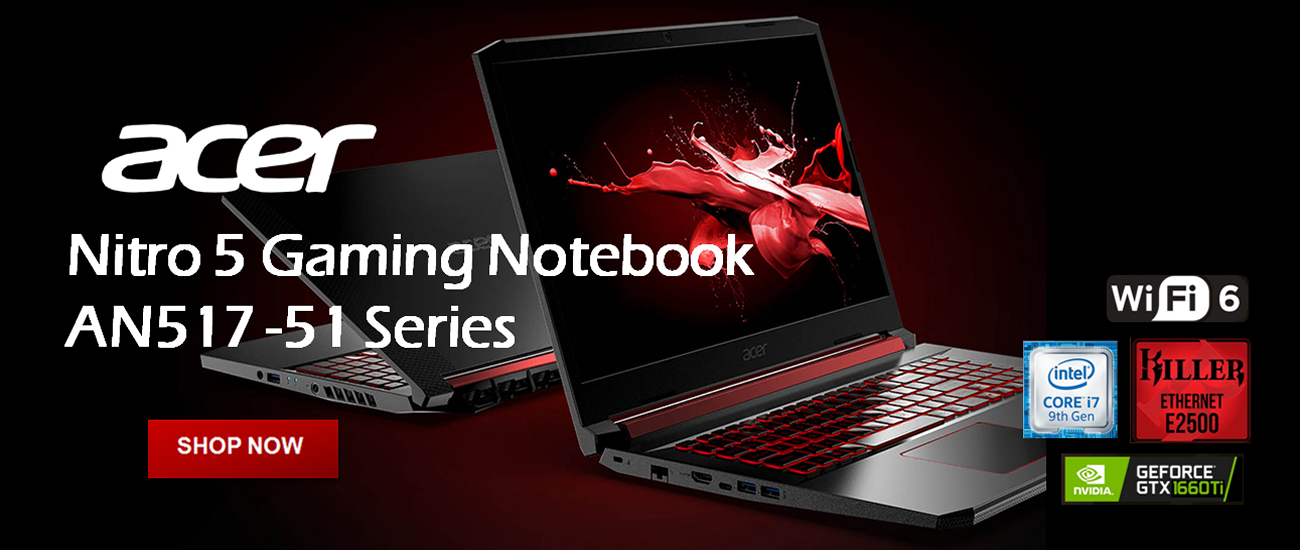 acer nitro 5 gaming notebook
